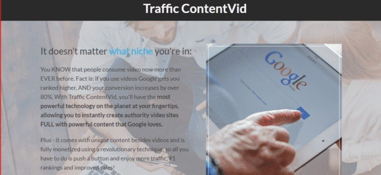 traffic content vid review