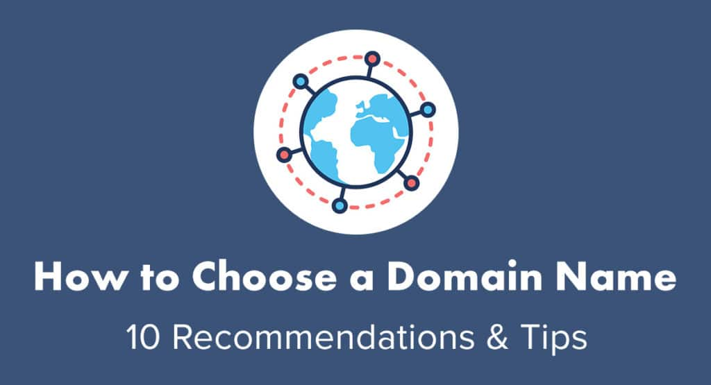 how to choose a domain name for blog