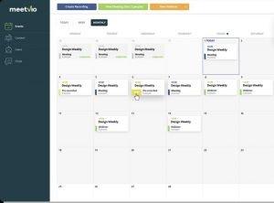meetvio review dashboard