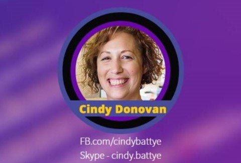 cindy donovan vidtoon creator