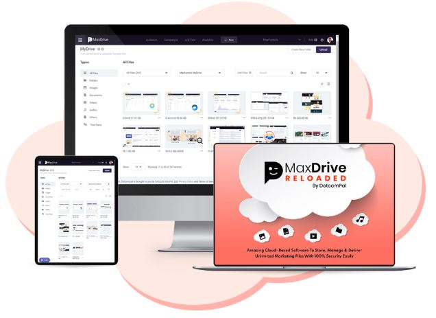 maxdrive reloaded review