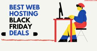 BEST WEB HOSTING BLACK FRIDAY DEALS