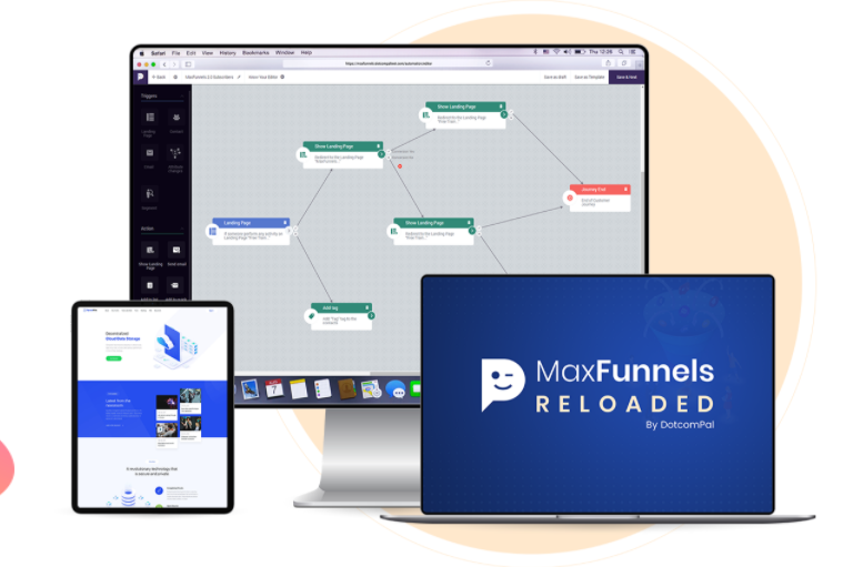 maxfunnels reloaded review