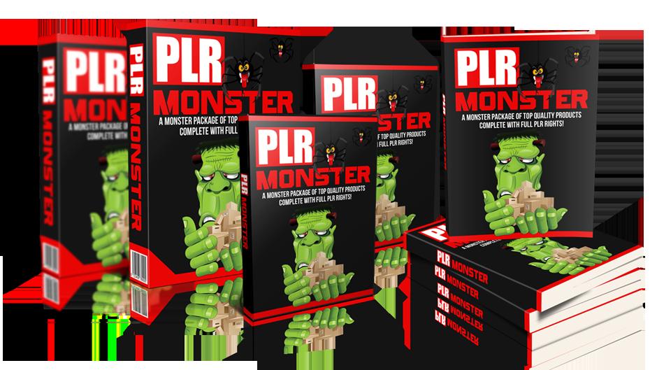 plr monster review