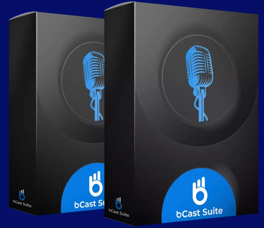 bCast Suite