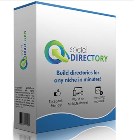 Bonus #3 - Social Directory Pro