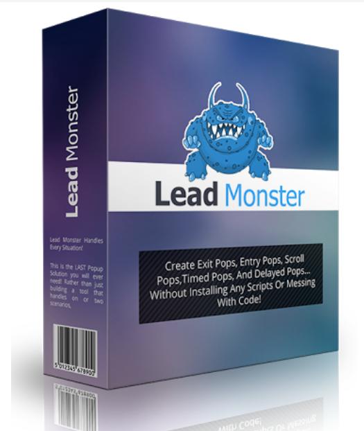 Bonus #5 - Lead Monster Pro