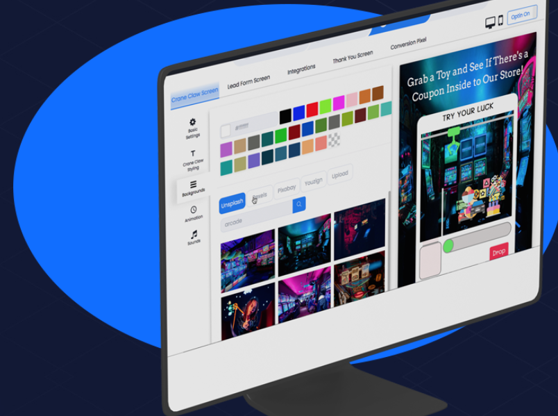 VideoGameSuite step 1