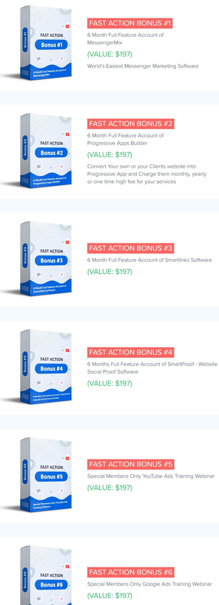YouSuite Bonus